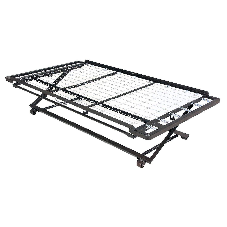 Amazon.com: Leggett & Platt Pop Up 39 Inch Link Spring Trundle Bed