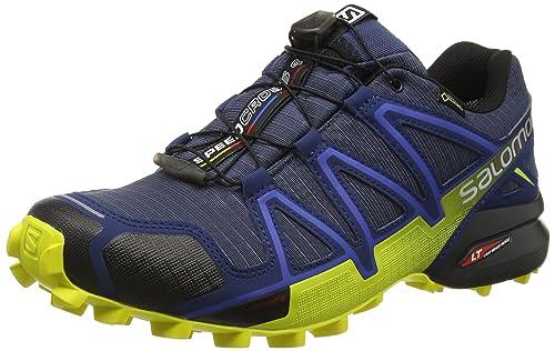 Salomon Speedcross Vario GTX - Zapatillas running Hombre - azul 44 2/3 2017 Zapatillas Trail Running uLWx1