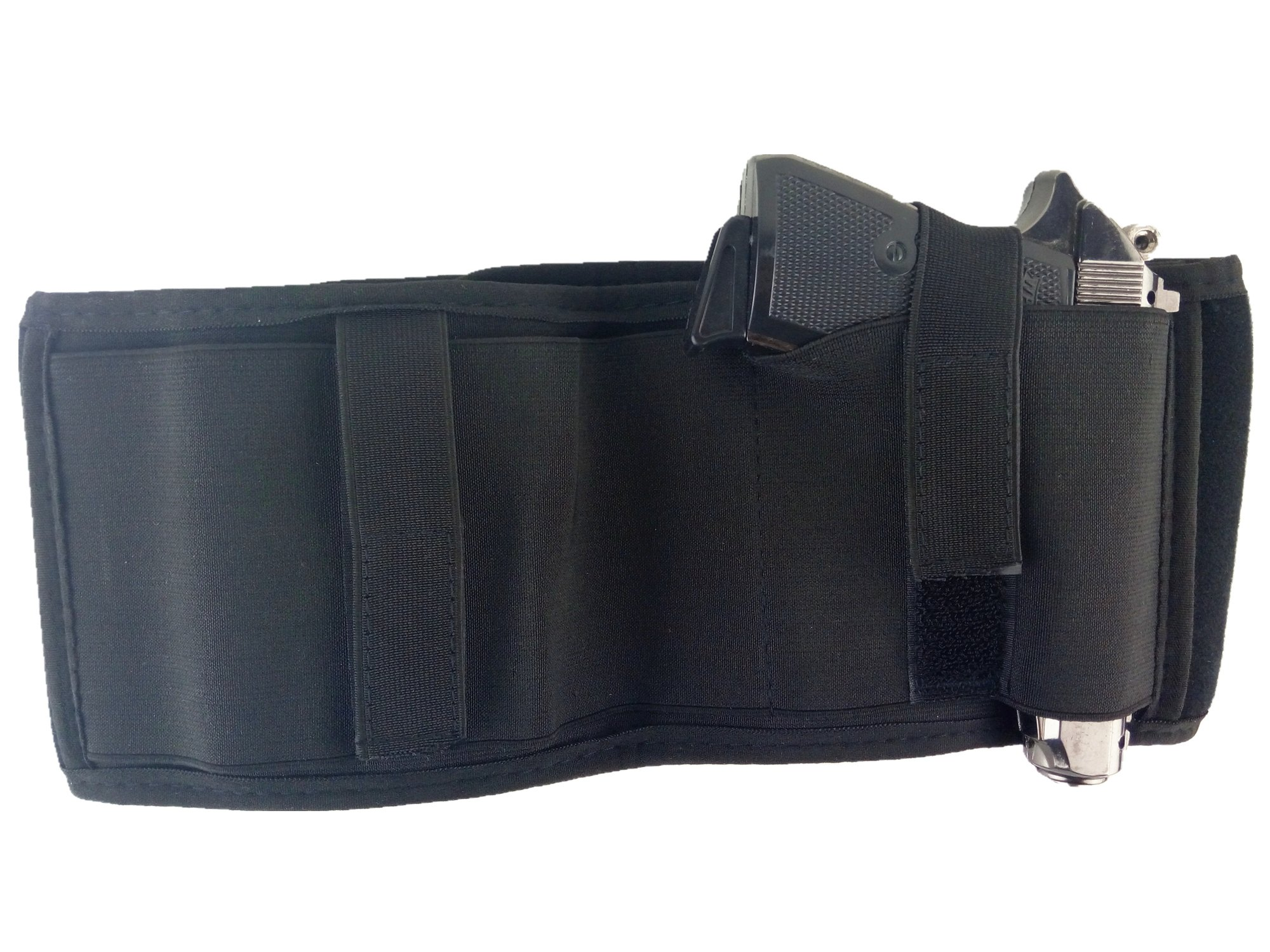 Ultimate Belly Band Gun Holster Fit Up to 44\