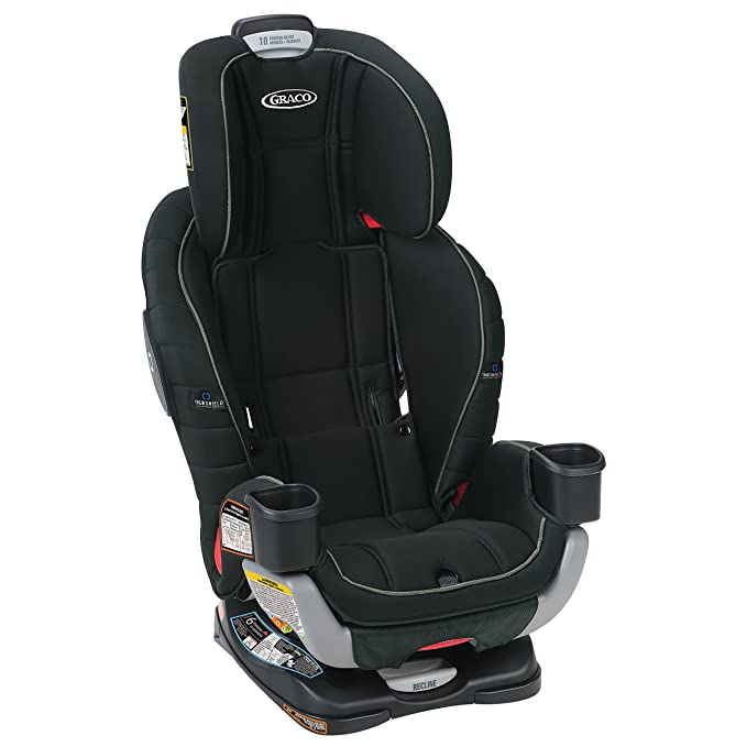 Graco Extend2Fit 3 In 1 Convertible Car Seat With TrueShield Ion Amazonca Baby