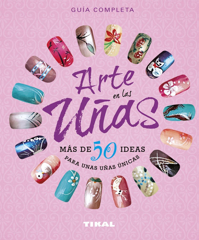 Arte en las uñas, más de 50 ideas para unas uñas únicas (Manos artesanas) Tapa dura – 8 oct 2015 Tikal Ediciones S A 8499283799 ARTESANÍAS Cosméticos