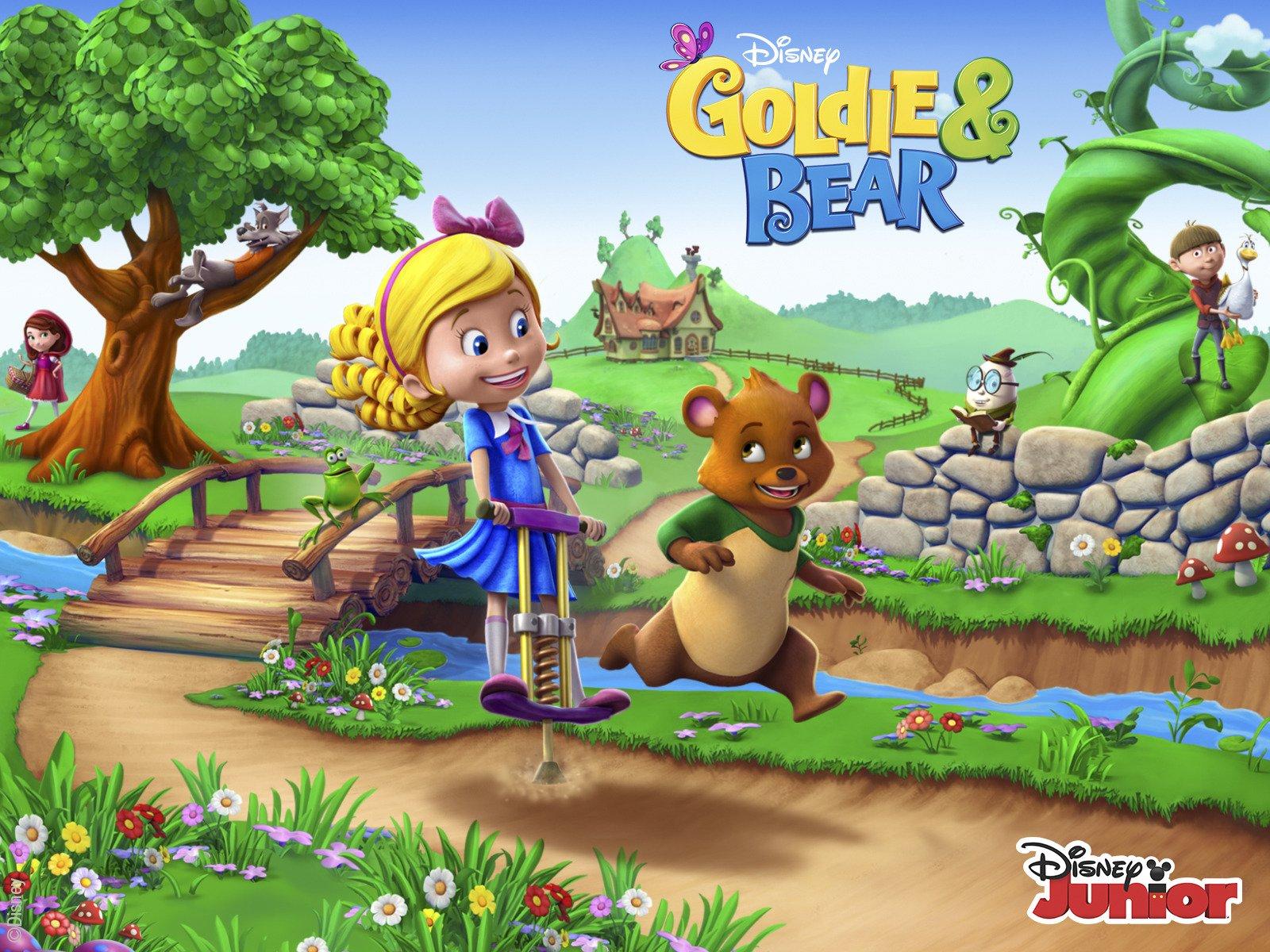 Amazon Goldie Bear Volume 1 Digital Services LLC