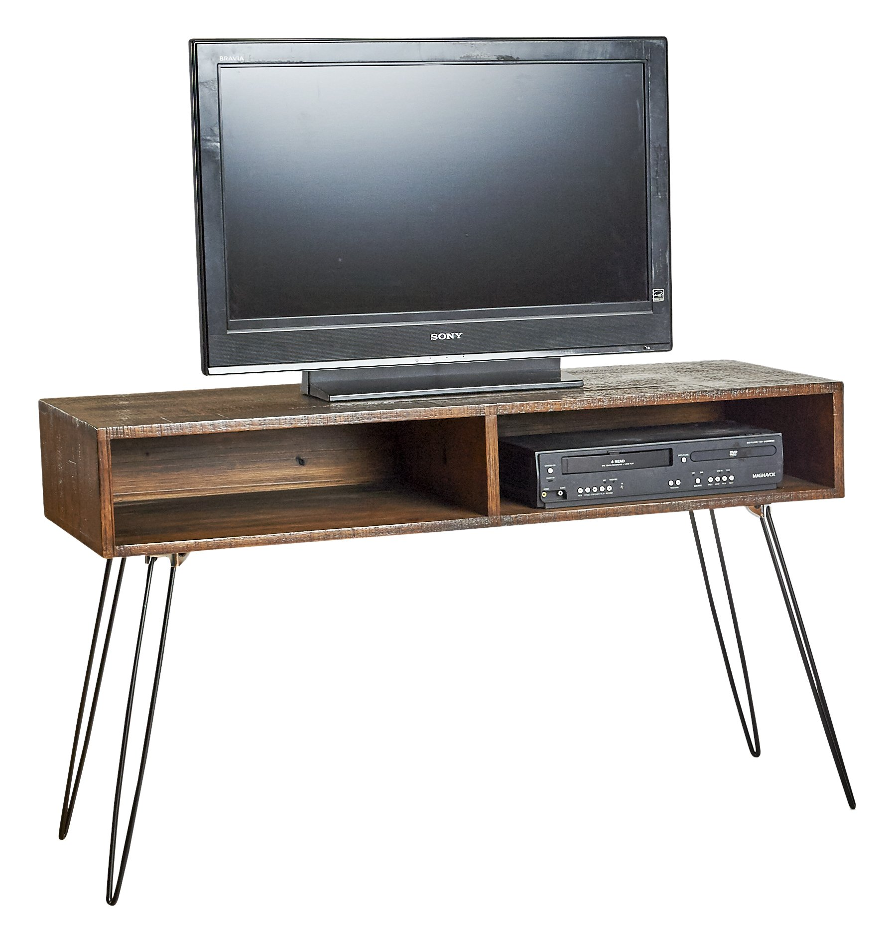 Belmont Home 48 inch Natural Finish Media Console by Belmont Home