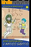 Dino Fantasmino e l'Antico Egitto
