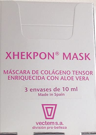 XHEKPON MASK RICHED IN COLLAGEN, ENRICHED WITH ALOE VERA 150ML/5FL.OZ