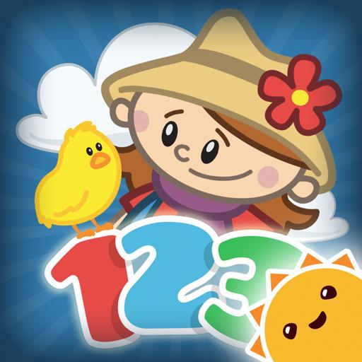 Farm 123 - StoryToys Jr. - 123 Farm