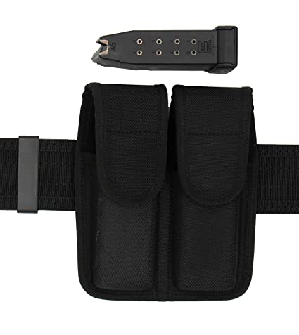Amazon com : King Holster Tactical Double Magazine Pouch