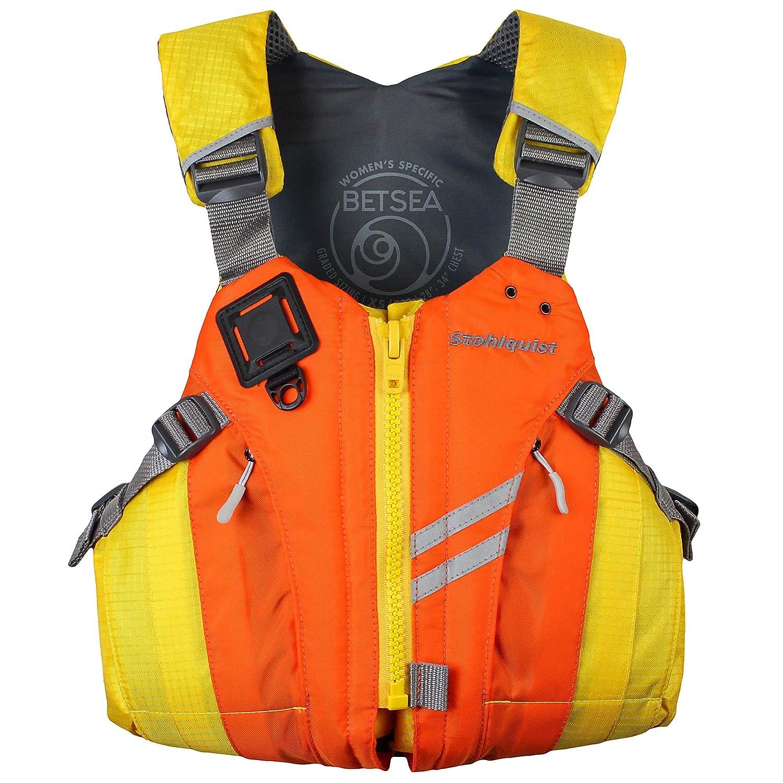【18%OFF】 Stohlquist Betsea Lifejacket Betsea (PFD) (PFD) レディース Stohlquist Plus フレーム(Flame) B07NVZGDS1, シオバラマチ:21db142a --- a0267596.xsph.ru
