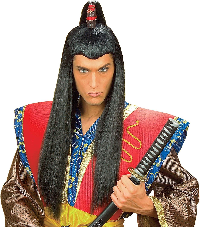 WIDMANN S6355 parrucca samurai lunga