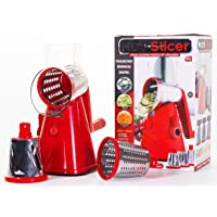 Deals on NutriSlicer 3-in-1 Rotating Food Slicer