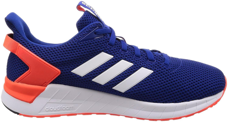 Adidas Herren Questar Ride Fitnessschuhe Weiß Grau, EU    387611