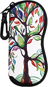 Cobwebs Forever SunglassesGlasses Pouch with zipper