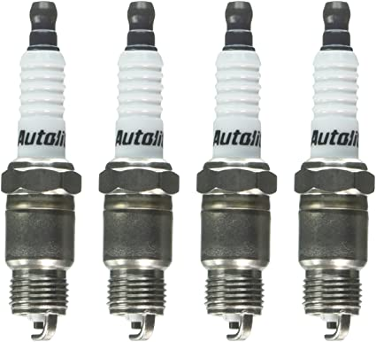 Amazon.com: Autolite 24 Copper Resistor Spark Plug, Pack of 1: Automotive
