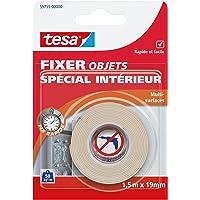 Tesa 55755-0000-00 fixeerinrichting voor binnenruimtes, 1,5 m x 19 mm