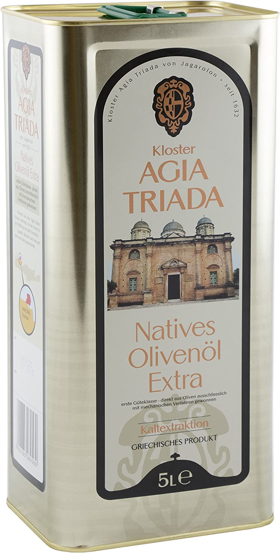 fettgehalt olivenöl