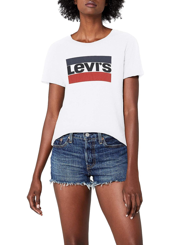 TALLA XS. Levi's The tee Camiseta para Mujer