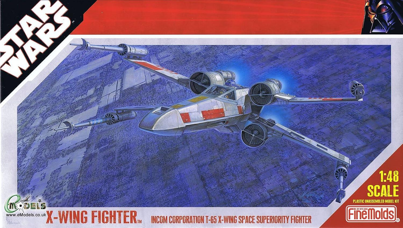Fine Molds 1/48 Stars Wars X-Wing Fighter (japan import)