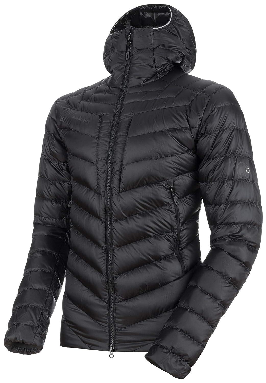 beauty new products presenting Mammut Herren Broad Peak mit Kapuze Daunen-Jacke, Black ...