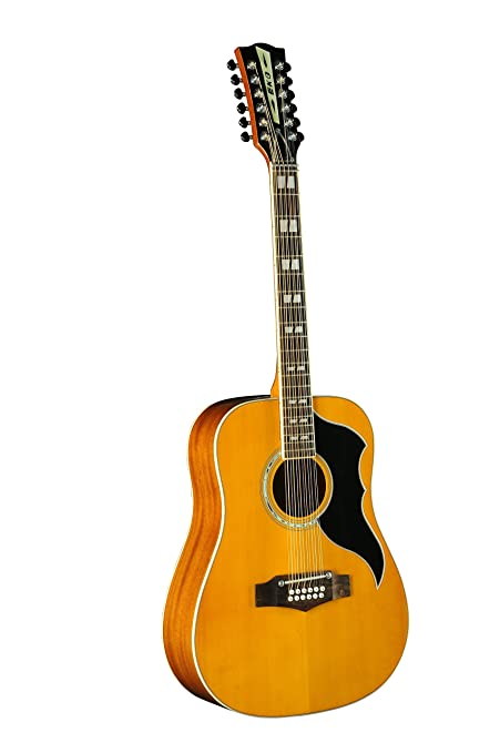 2676f4f7eac EKO Guitars 06217129 Ranger VR XIII 12-String Dreadnought Acoustic-Electric  Guitar