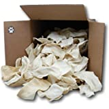 Natural Rawhide Chips for Dogs Bulk Rawhide Dog Treats