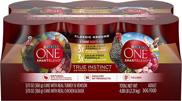 Top 10 All Purina One Grain Free Dog Food