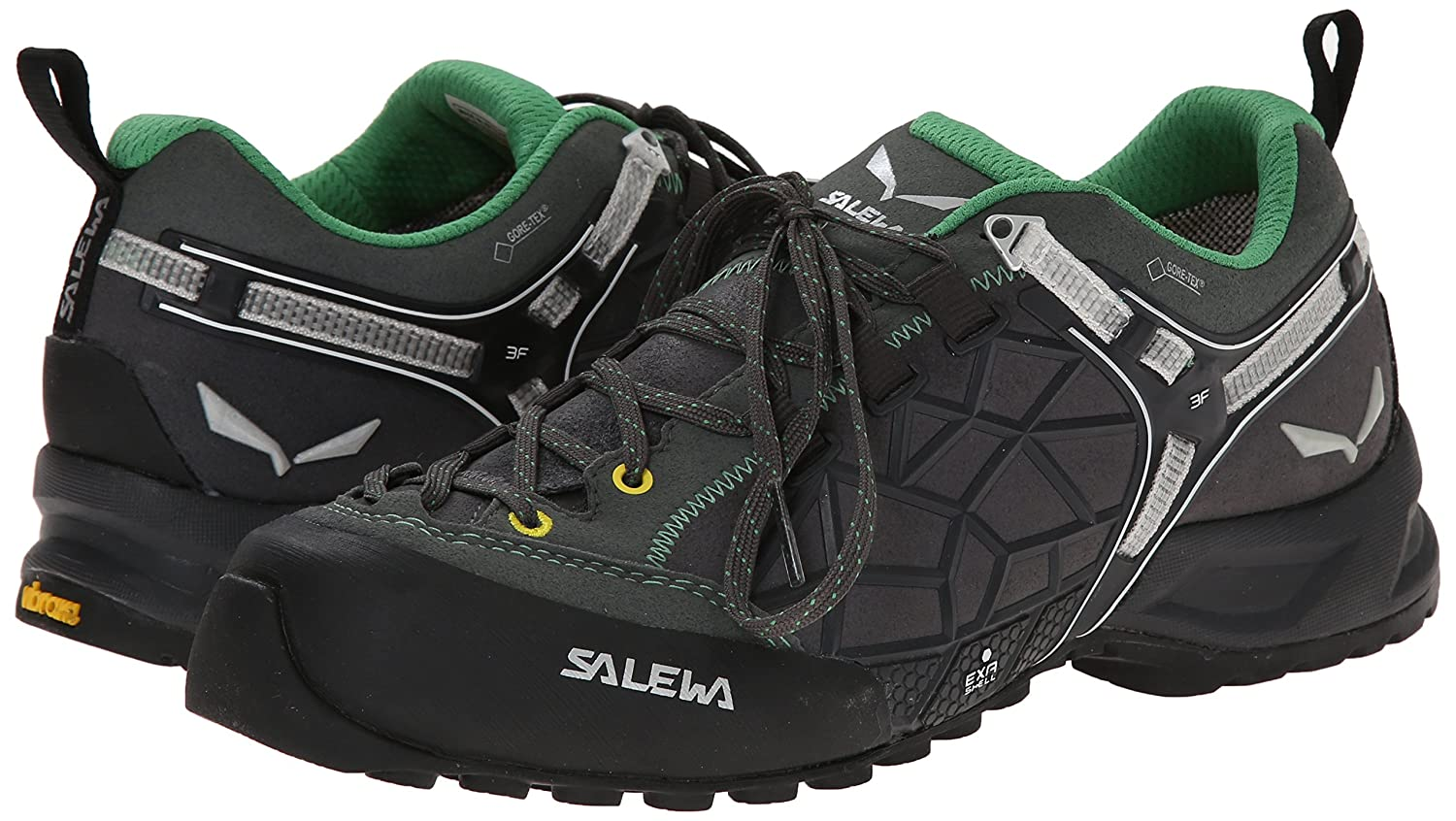 SALEWA WS Wildfire Pro GTX Scarpe, Nero (0791), 5: Amazon.it: Scarpe e borse