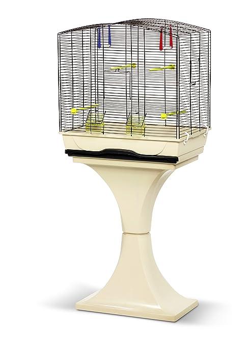 Agrobiothers Jaula Mara + pie para pájaros 57 x 36 x 127 cm ...