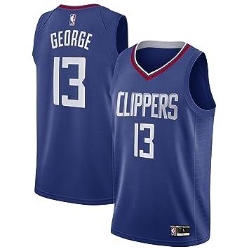 Amazon.com: Outerstuff Paul George LA Clippers - Camiseta de ...