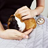 GuineaDad Fleece Liner 2.0 | Guinea Pig Fleece Cage Liners | Guinea Pig Bedding | Extra Absorbent Antibacterial Bamboo | Waterproof | Available Various Cage Sizes