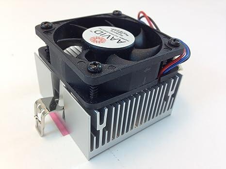 Aavid CPU refrigeración ventilador y disipador de calor ...