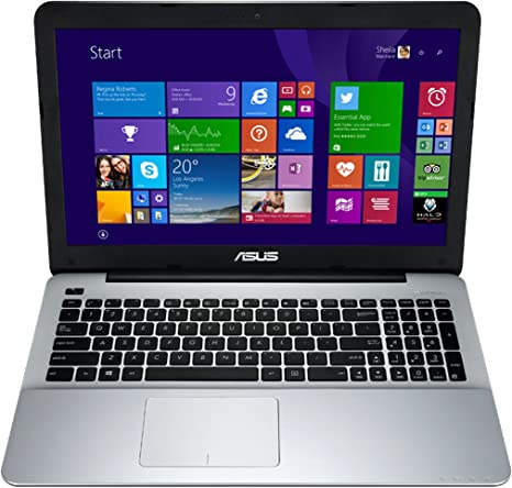 ASUS PC portátil x555ya-xx189t 15.6 – 4 GB de RAM – Windows 10 ...