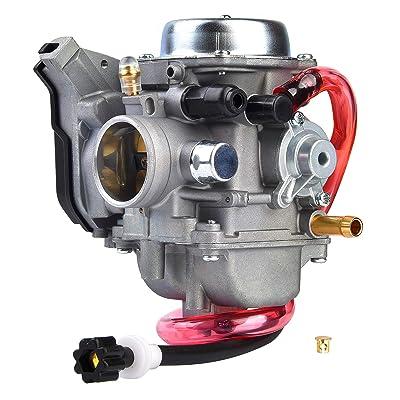 Carburetor Replacement For Suzuki LTA400 F 400 Eiger 2005 2006 2007 13200-38F4V 13200-38F40: Automotive