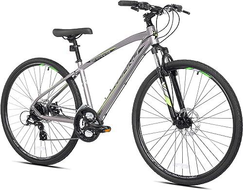 Giordano 700c Brava Hybrid Comfort Bike