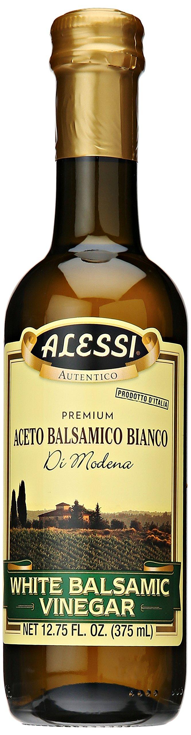 Alessi Regular White Balsamic Vinegar, 12.75 oz