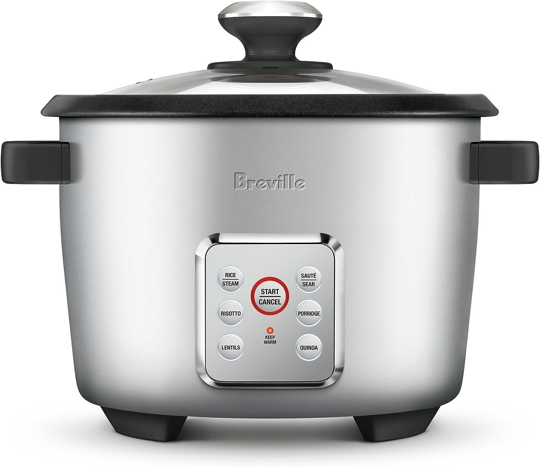 Breville BRC550SIL The Multi Grains Rice Cooker