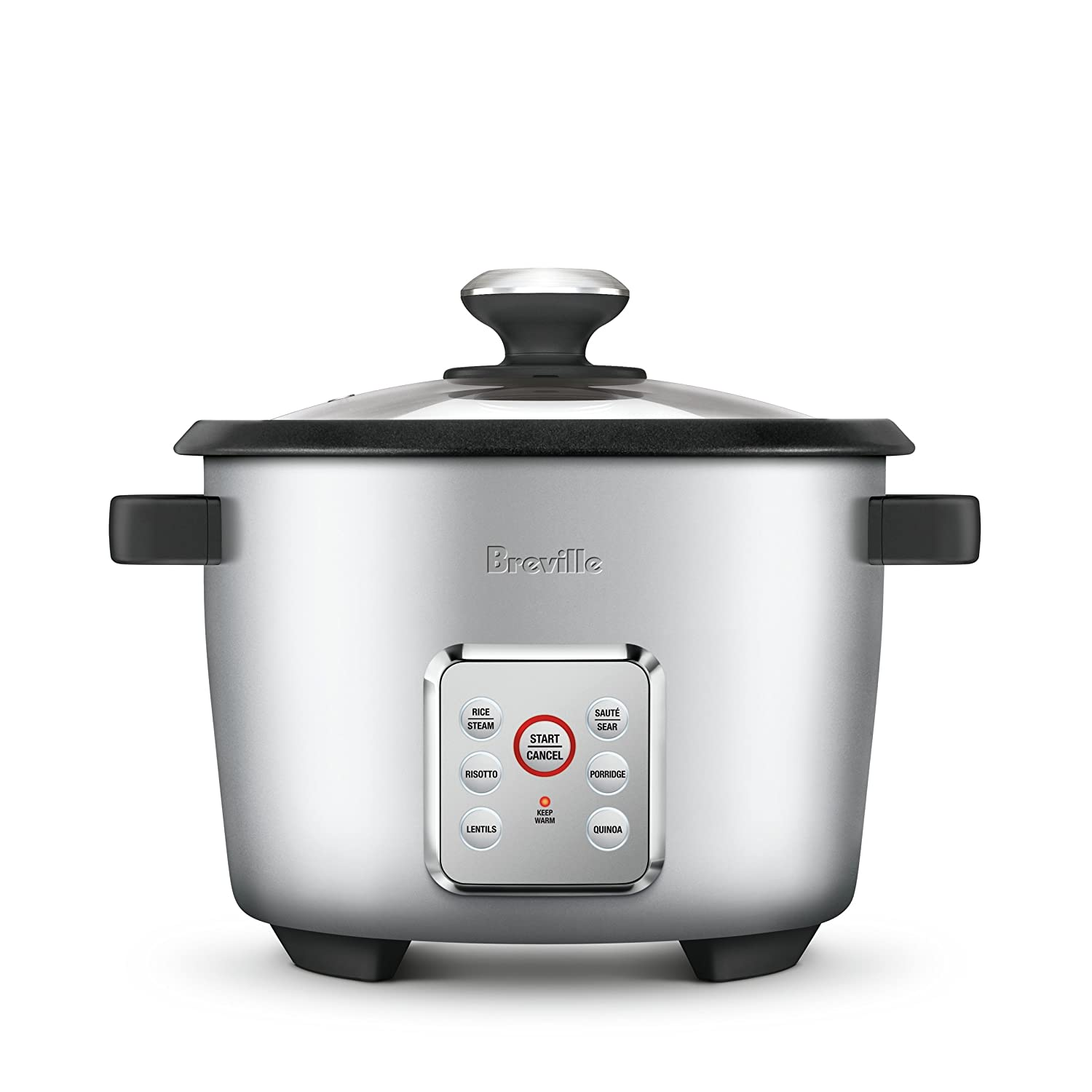Breville BRC550SIL The Multi Grains Rice Cooker