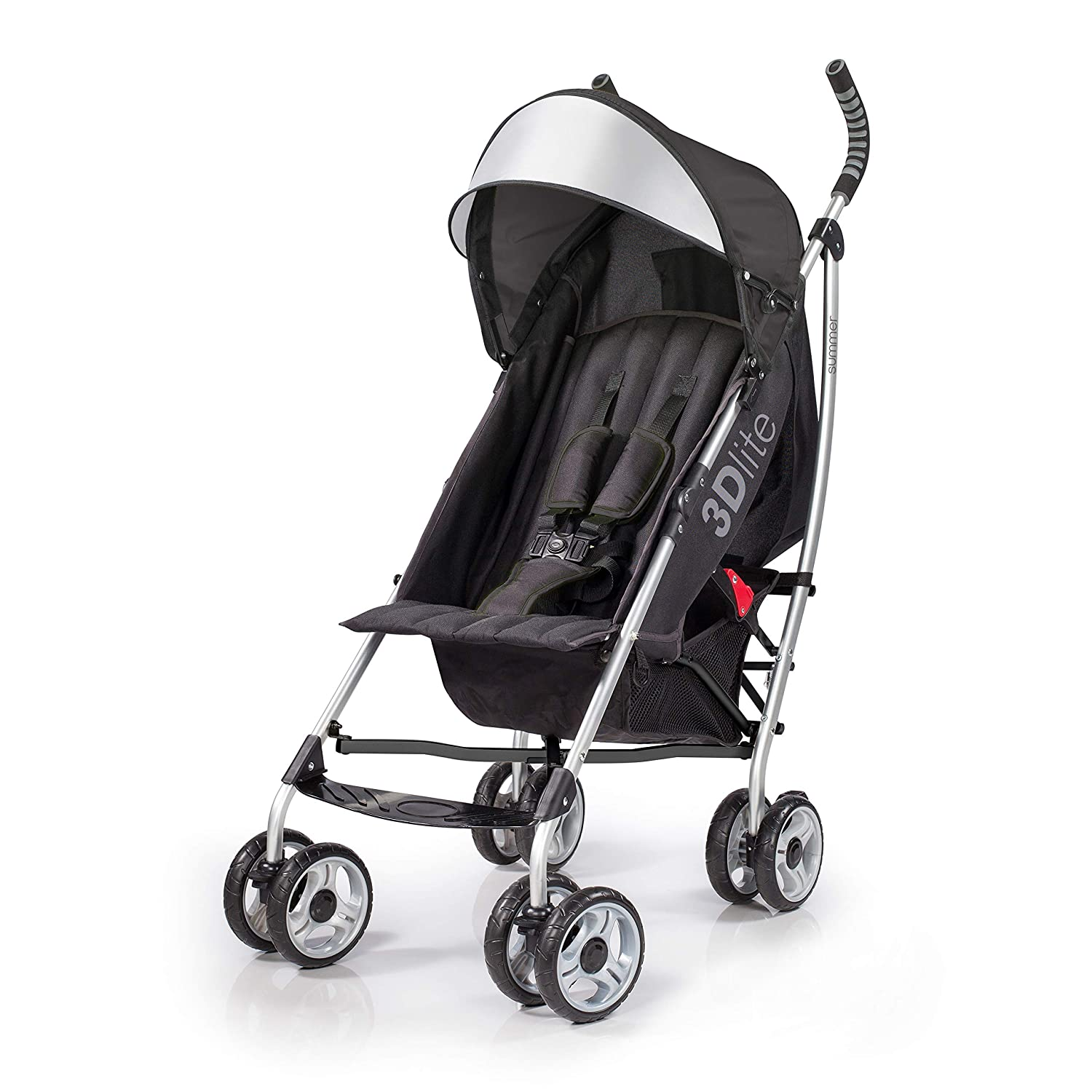 Top 9 Best Lightweight Strollers For Travel (2020 Reviews) 3