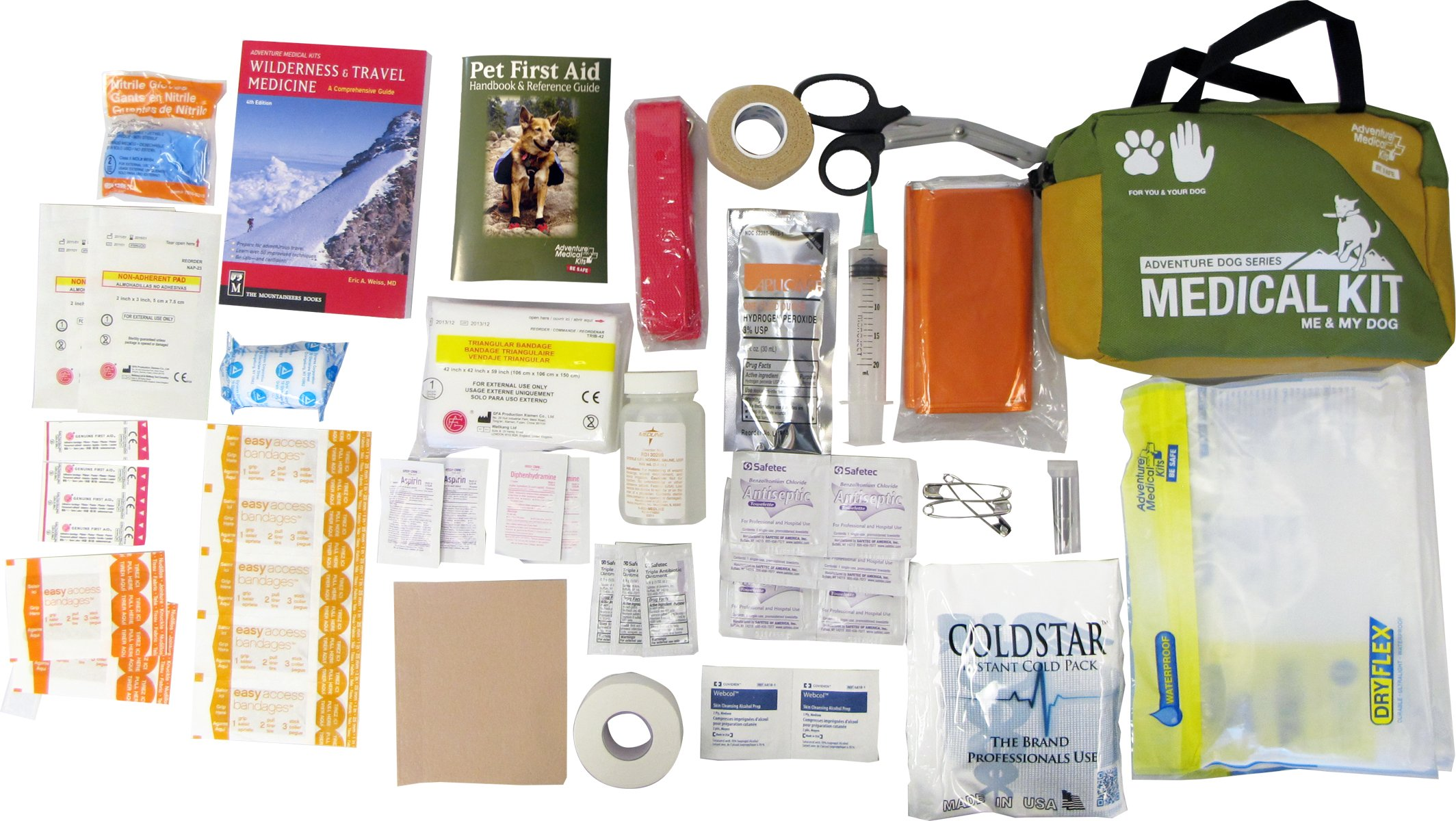 Adventure Medical Kits Adventure Dog Series Me & My Dog Canine First Aid Kit by Adventure Medical Kits