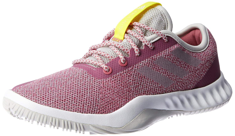 MultiCouleure (Gratra Griuno Amasho 000) 38 EU adidas Crazytrain Lt W, Chaussures de Fitness Femme