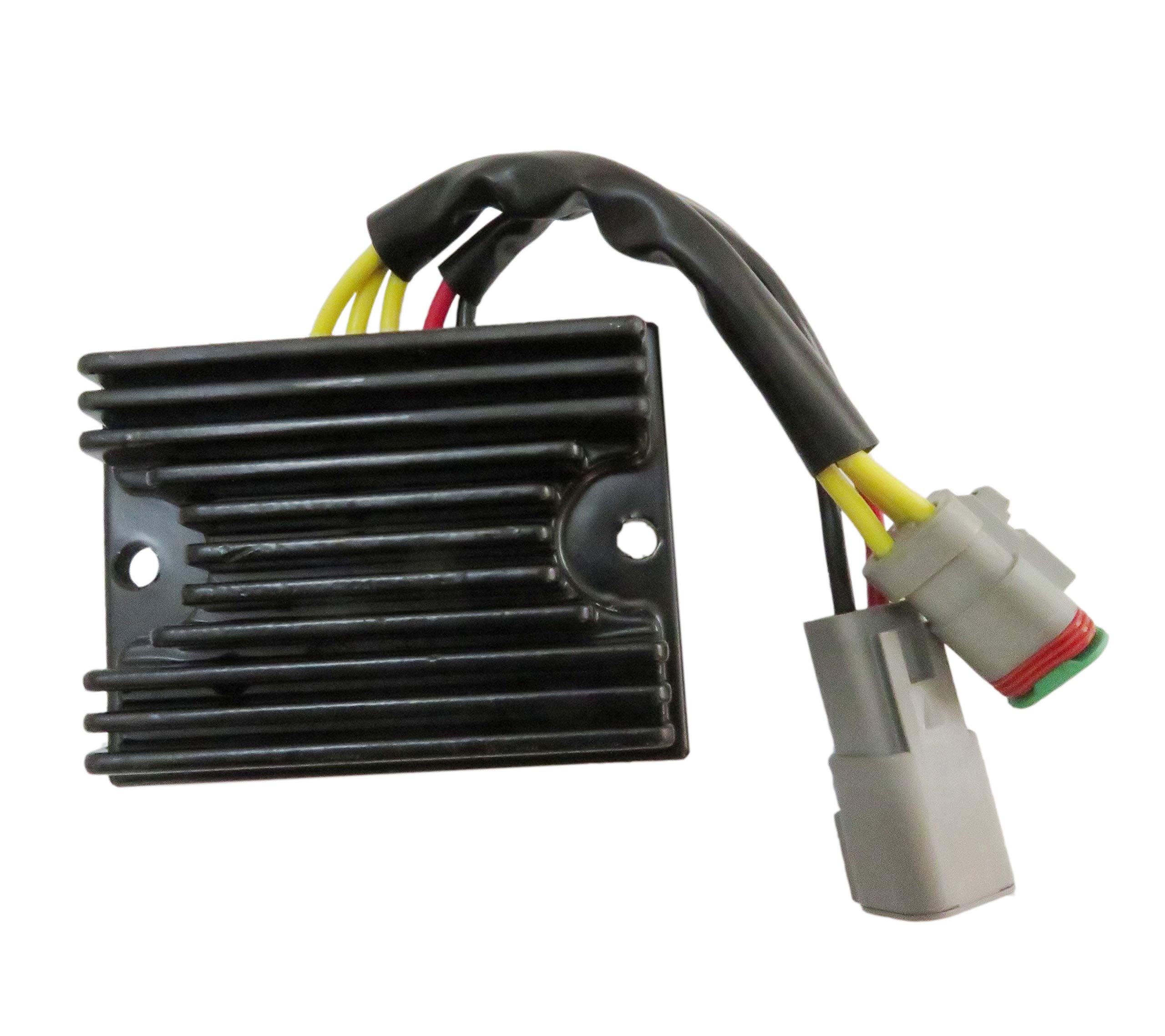 High Performance 278-001-581 278-001-969 Voltage Regulator Rectifier For SEA-DOO PERSONAL WATERCRAFT GTX 4-TEC 2002-2007 GTX Wake 2005-2007 RXP 2004-2007 RXT 2005-2007 by Carb Omar