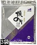 マルサンのり  有明海産一番摘み 焼海苔 全型30枚入(10枚入×3袋)