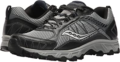 1effa79977f6 Saucony Men s Grid Escape TR3 Grey Black Blue 7 ...