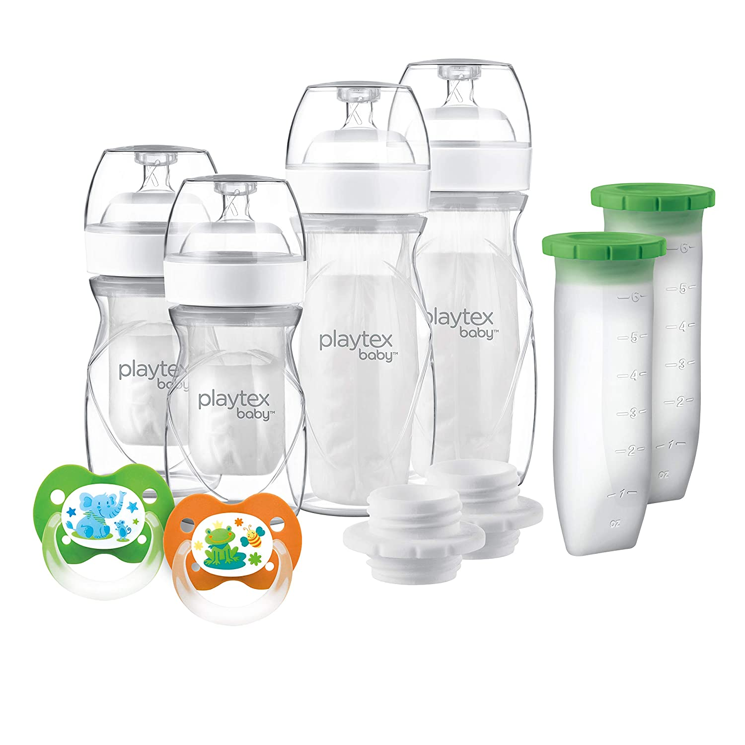 Playtex Baby Nurser Bottle Gift Set, wit…