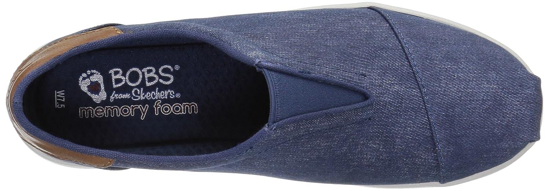 Skechers BOBS from Women's Bliss 2.0-Big Surprise Flat B01L0S9CXQ 7 B(M) US|Navy