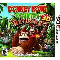 Donkey Kongcountry Returns - Nintendo 3DS - Standard Edition