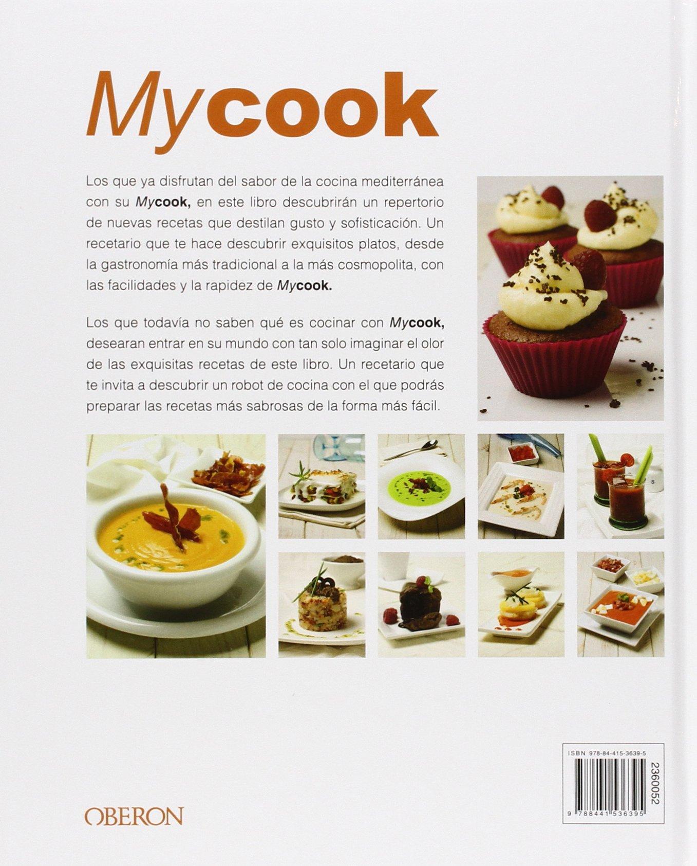 Mycook (Libros Singulares): Amazon.es: Vv.Aa.: Libros