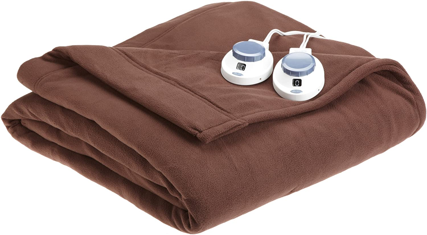 Amazon.com: Soft Heat Luxury Micro-Fleece Electric Heated Warming ...