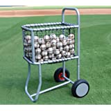 Baseball /& Softball Cart with Wheels Black