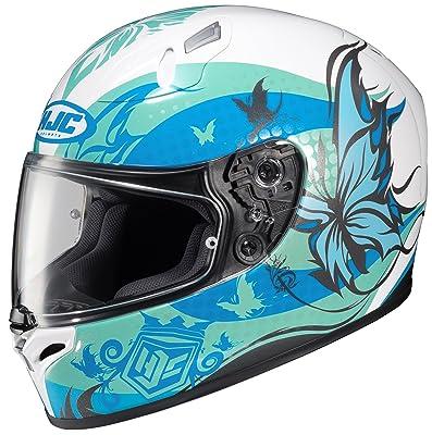 HJC FG-17 Flutura Full Face Motorcycle Helmet