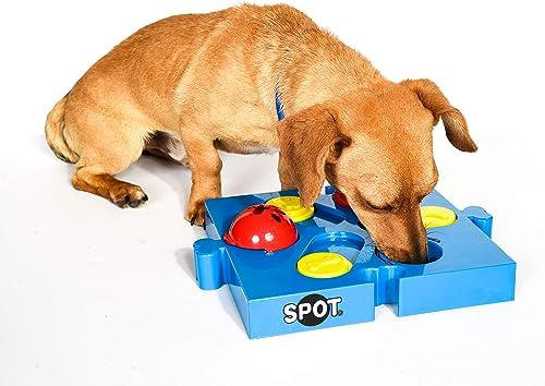 SPOT-Seek-a-Treat-Flip-'N-Slide-Treat-Dispenser-for-Dogs